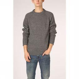 Jack & Jones Pull Jorniles Knit Crew Neck Gris Clair Mélange