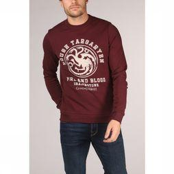 Jack & Jones Pullover Jorgot Bordeaux