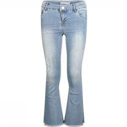 Name It Jeans Nkfpolly Boot Cut Jeans/Lichtblauw