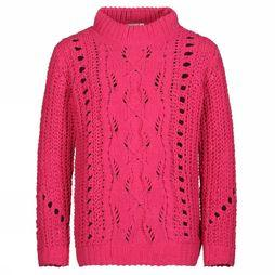 Name It Trui fnuise Ls Knit Fuchsia