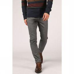 Jack & Jones Trousers Jjilarcocharles mid grey