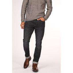 Only&Sons Jeans loom Slim Cam Black Donkergrijs