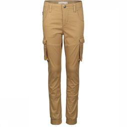 Name It Pantalon Nitbamgo Cargo Brun Sable