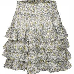 Name It Skirt Nkffeodora off white/Assortment Flower