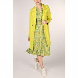 Only Coat Onlbernadette Bonded Loose Otw light yellow