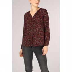 Vero Moda Blouse Grace Bordeaux/Assortiment Bloem