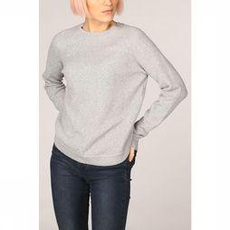 Vero Moda Pullover doffy Ls Curve Noos Light Grey Mixture