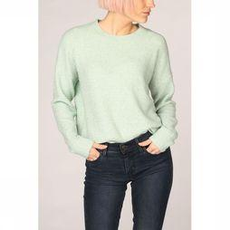 Vero Moda Pullover Vmdoffy Structures Ls Rep light green