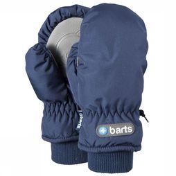 Barts Want Nylon Mitts Kids Marineblauw