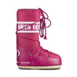 Moon Boot Moonboot Nylon Fuchsia