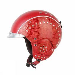 Casco HELM CASCO SP3 LIMITED red