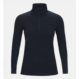 Peak Performance Fleece Wmagic Hz Blauw