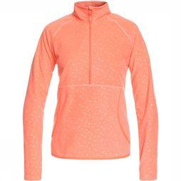 Roxy Fleece Cascade salmon