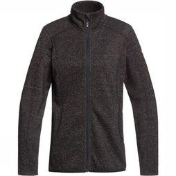 Roxy Fleece Harmony Shimmer black