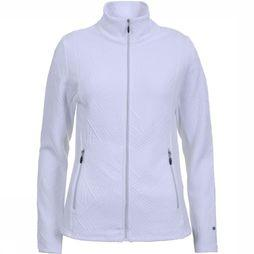 Icepeak Fleece Emery white