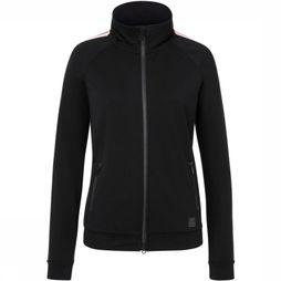 Fire + Ice Fleece Nele2 black
