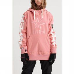 Superdry Windstopper Snow Tech Hood mid pink