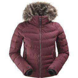 Eider Coat Hill Town Bordeaux