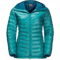 Jack Wolfskin Coat Mount Floyen green
