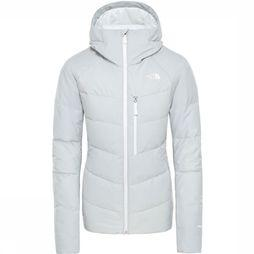 The North Face Coat Heavenly Down light grey