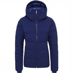 The North Face Coat Cirque Down dark blue