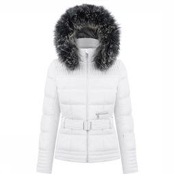 Coat Skiwear Jacket Fake Fur 1003-A