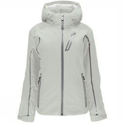 Spyder Manteau Sport Duchess Jacket Gris Clair