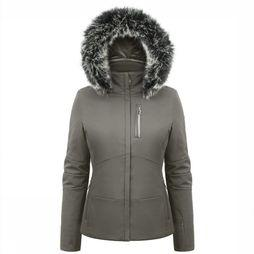 Poivre Blanc Jas Stretch Skijacket Middenkaki