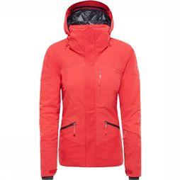 The North Face Coat Lenado dark pink