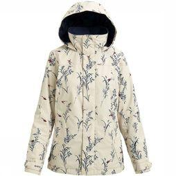 Coat Jet Set Canvas Birds