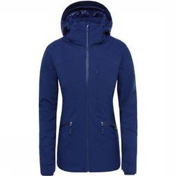 The North Face Coat Lenado dark blue