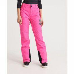 Superdry Pantalon De Ski Sd Ski Run Pant Fuchsia