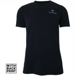 Brunotti T-Shirt Covered Noir