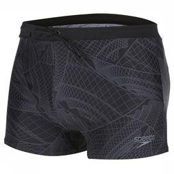 Speedo Aquashorts Valmilton black/dark grey