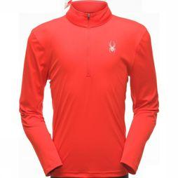 Polaire Limetless Solid Zip T-Neck