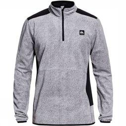 Quiksilver Fleece Aker Hz Light Grey Mixture/Black