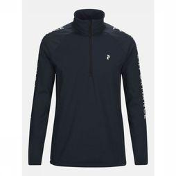 Peak Performance Fleece Ride Hz dark blue
