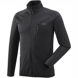 Millet Fleece Seneca Tecno black