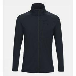 Peak Performance Fleece Waitara Z black