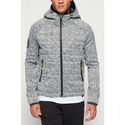 Polaire Strom Quilted Ziphood
