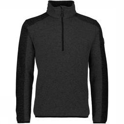 Fleece Man Sweat Knitted