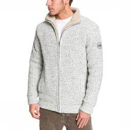 Quiksilver Fleece Boketto Light Grey Mixture