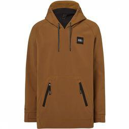 O'Neill Windstopper Pm Tech Hyperfleece Kameelbruin