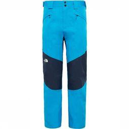 The North Face Skibroek Presena Donkerblauw/Lichtblauw