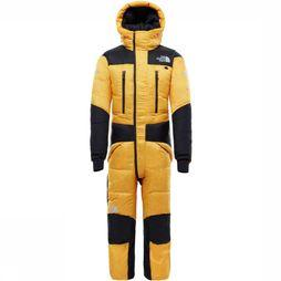 The North Face Ski Suit Himalayan gold/black