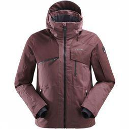 Eider Coat Camber 2.0 Bordeaux