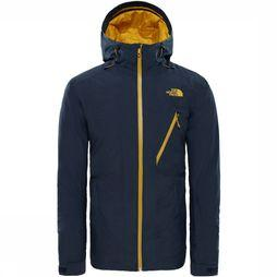 The North Face Manteau Descendit marine