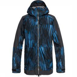 Quiksilver Coat Tr Stretch mid blue/dark blue