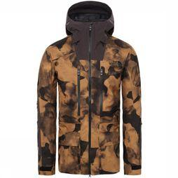 The North Face Manteau Ceptor Futurelight Kaki Moyen/Assortiment Camouflage