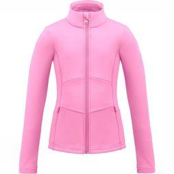 Poivre Blanc Fleece Stretch mid pink